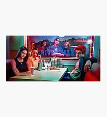 Riverdale Cast Photographic Print