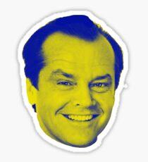 Jack Nicholson Sticker