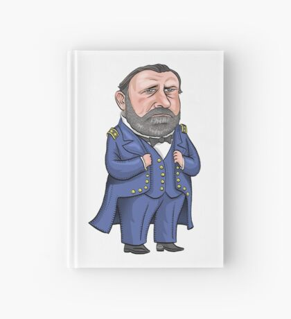 President Ulysses S. Grant Hardcover Journal
