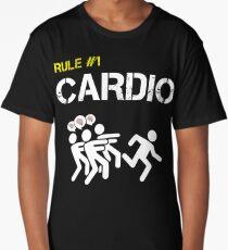 Zombie Survival Rule #1 Cardio Long T-Shirt