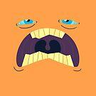 Monster Mugs - Sleepy by Bobby Baxter