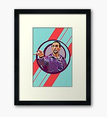 You got a day Wednesday baby ! Framed Print