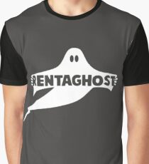 Rentaghost Large Graphic T-shirt