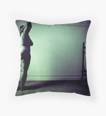 Studio session 002 LK Throw Pillow