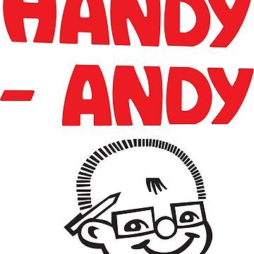Handy Andy by Blackwing