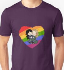 Monchevy - Love is Love T-Shirt