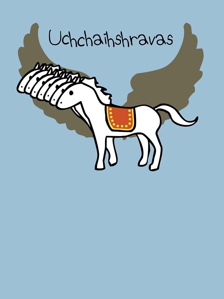 Uchchaihshravas by jezkemp
