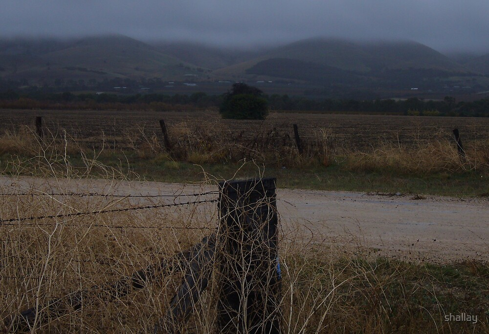 back to wet, Willunga hills by shallay