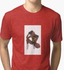 The Cocky Boy!  Tri-blend T-Shirt