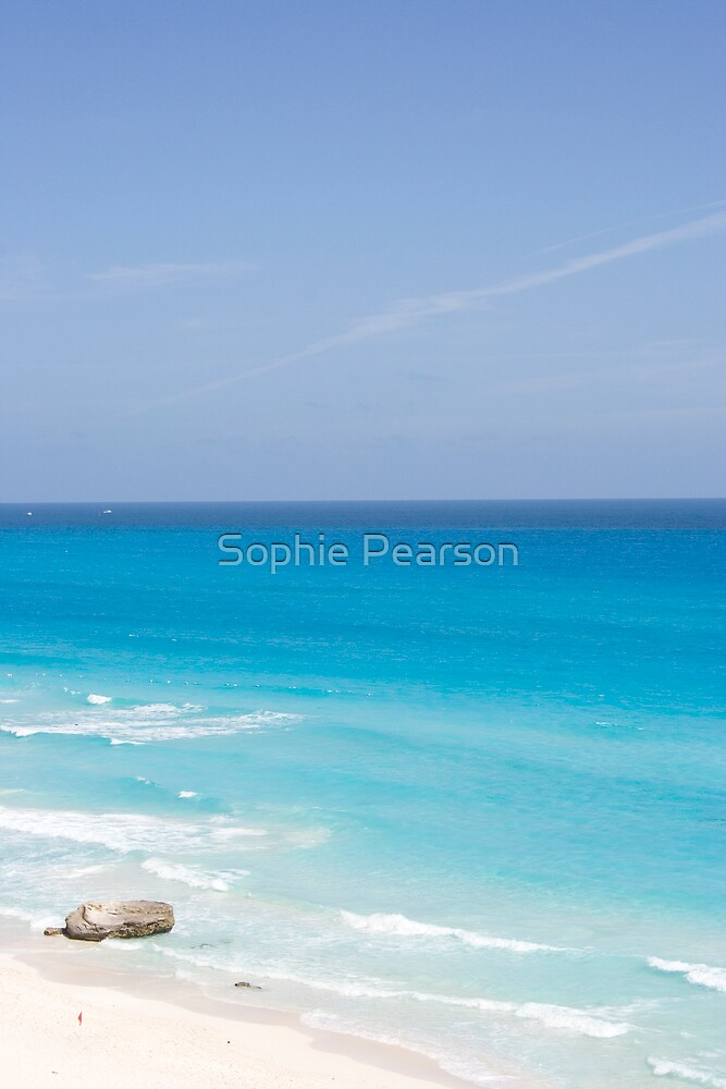 The Caribbean by Sophie Pearson