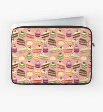 Cake Buffet Pattern Laptop Sleeve
