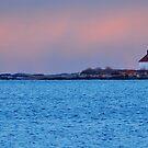 Life Boat House, Wood Island by Stephen Burke