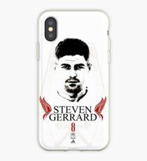Steven Gerrard iPhone Case