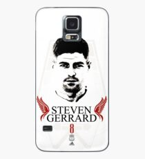 Steven Gerrard Case/Skin for Samsung Galaxy