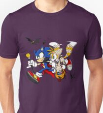 Sonic and Tails Halloween T-Shirt
