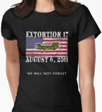 Extortion 17 US Army Military Seal Team Six Tribute T Shirt T-Shirt