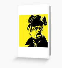 Heisenberg Greeting Card