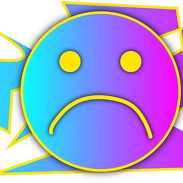 Frown by ahmedburdette