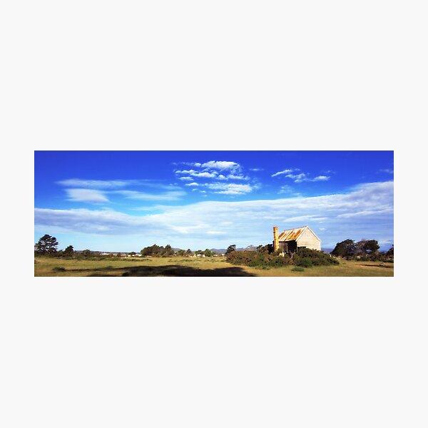 Old House - Tamar Valley, Tasmania Photographic Print