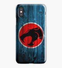 Thundercats Symbol iPhone Case/Skin