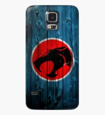Thundercats Symbol Case/Skin for Samsung Galaxy