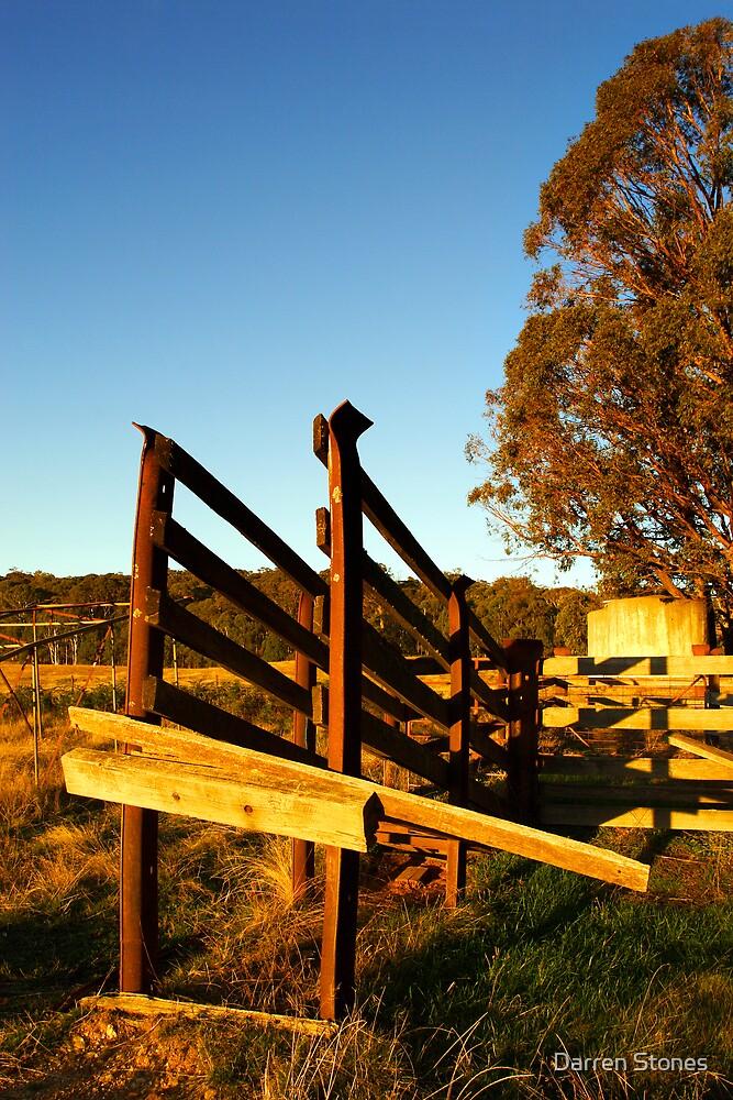 Stock Ramp - Beechworth by Darren Stones