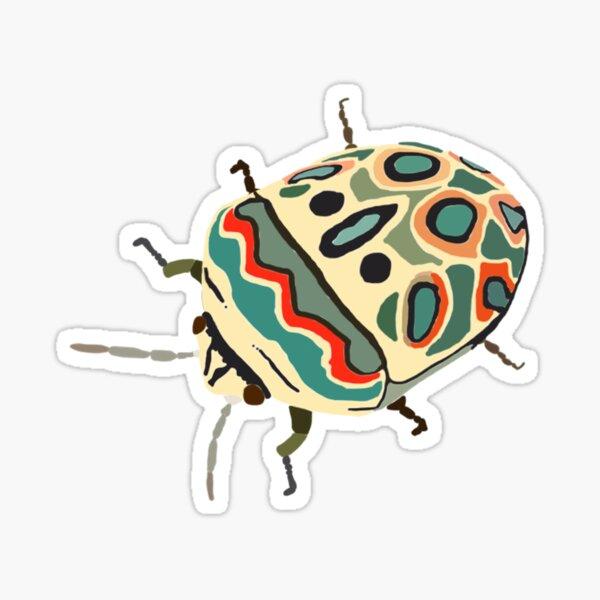 Picasso Bug Solo Sticker