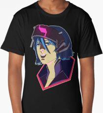 Hexagon Goggles Girl Long T-Shirt