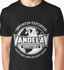 Vandelay Industries (white) Graphic T-Shirt
