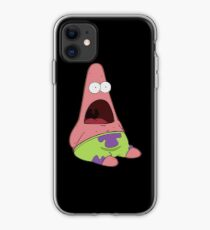 Surprised Patrick iPhone Case