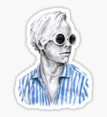 Stripes - Riker Lynch (R5) - Watercolour Painting  Sticker