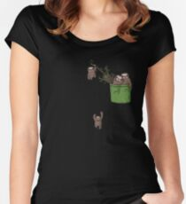 Fanny Family Women's Fitted Scoop T-Shirt