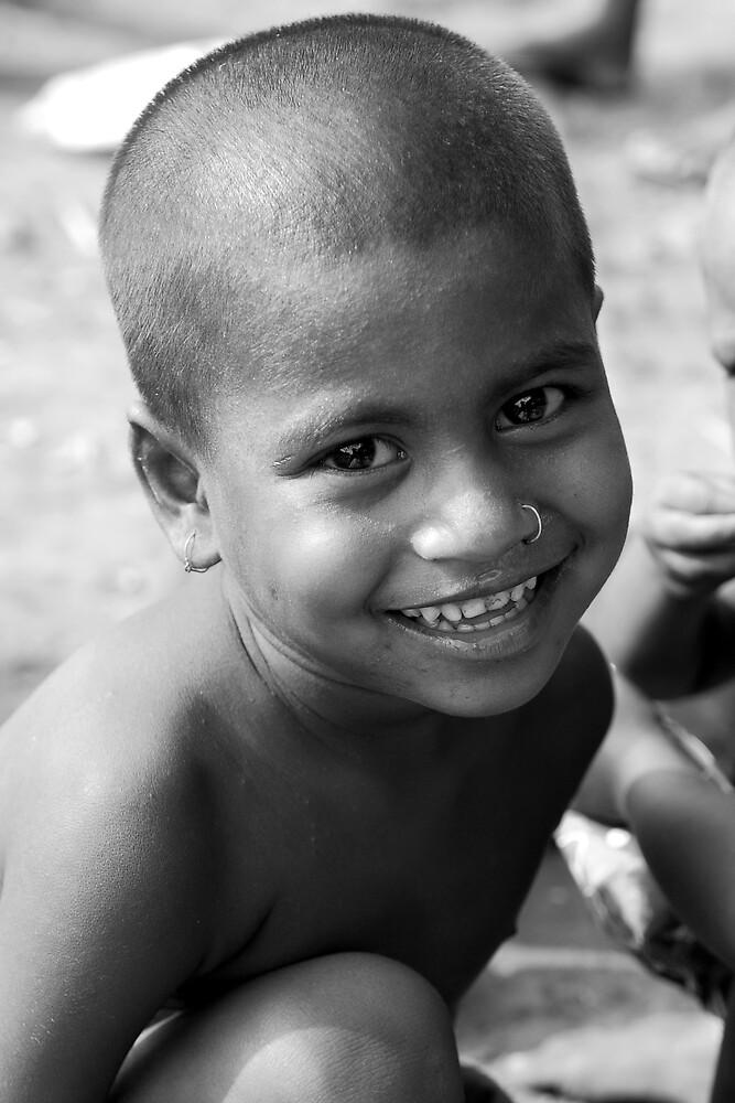 Innocent Smile by Emoto