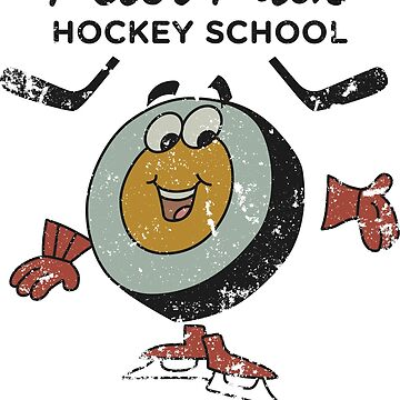 Peter Puck School of Hockey by BrokenHorn