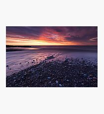 outflow, inverbervie Photographic Print