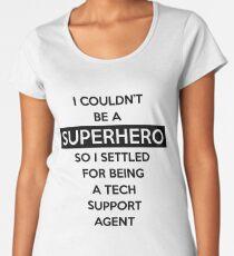 Sysadmin Super Hero Women's Premium T-Shirt