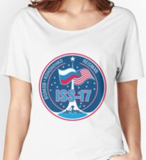 Expedition 17 Original Patch Women's Relaxed Fit T-Shirt