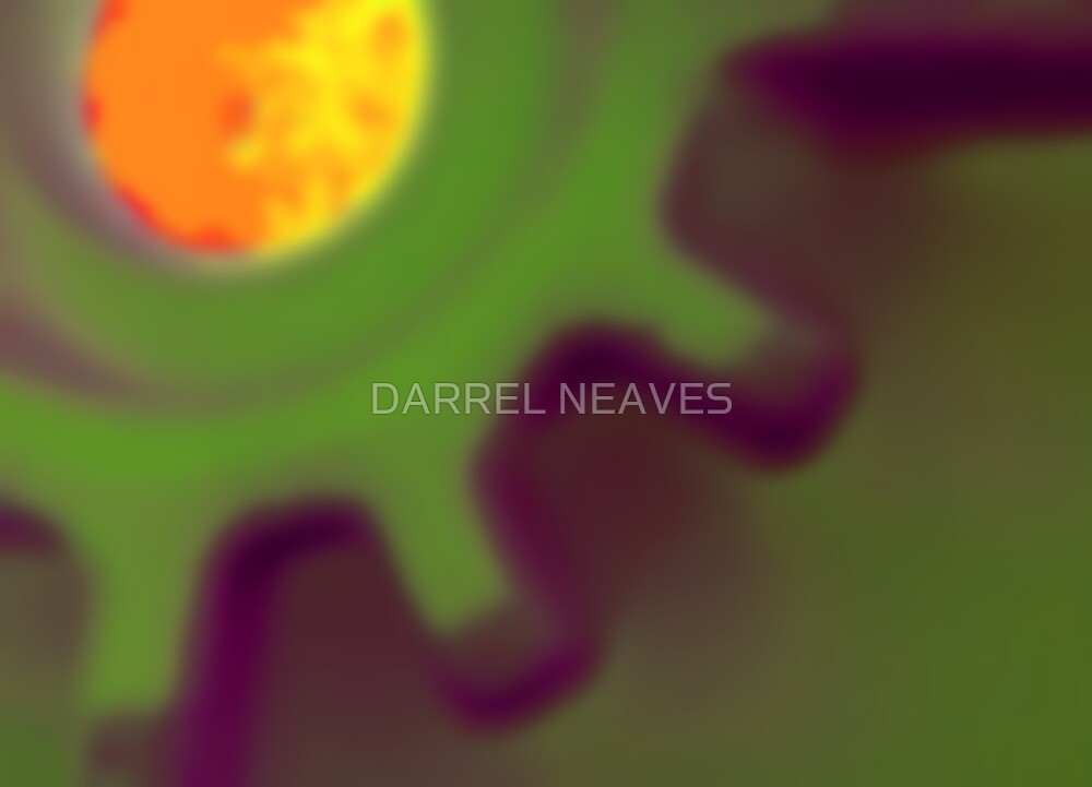the cogg 4 by DARREL NEAVES
