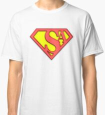 SysAdmin Super Hero Classic T-Shirt