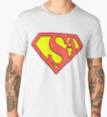 SysAdmin Super Hero Men's Premium T-Shirt