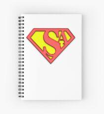 SysAdmin Super Hero Spiral Notebook