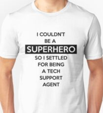 Sysadmin Super Hero Unisex T-Shirt