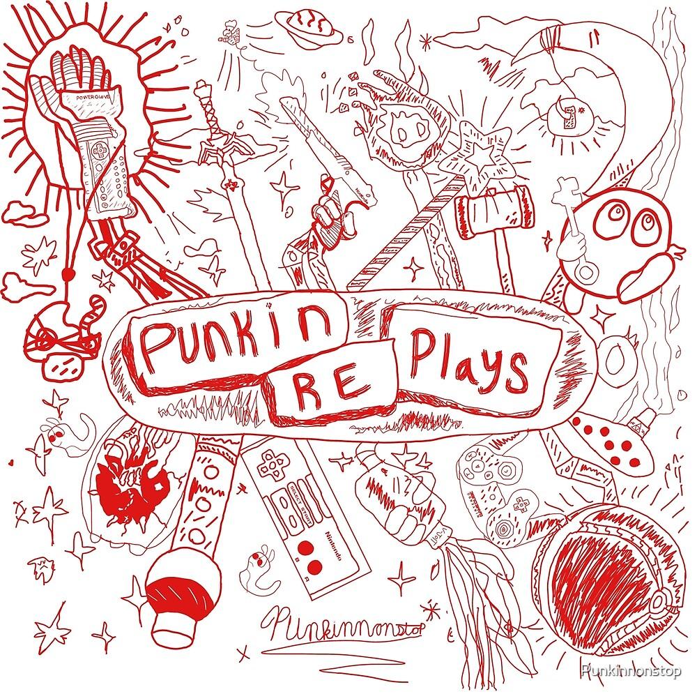 PunkinRePlays PTV Shadowless by Punkinnonstop