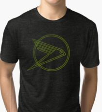 Sparrow Shooter Gaming MMO Tri-blend T-Shirt
