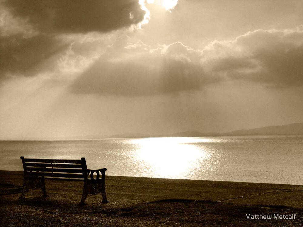 Bench by Matthew Metcalf