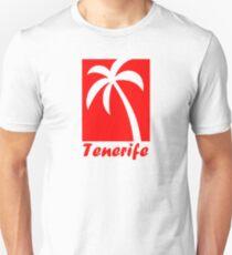 Tenerife Palm Unisex T-Shirt