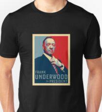 Frank Underwood For President T-Shirt