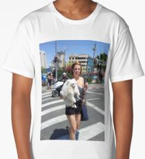 Puppy Long T-Shirt