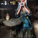 Dragon Lady Mask by Dashwood Collection
