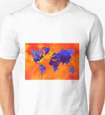 Art world map T-Shirt